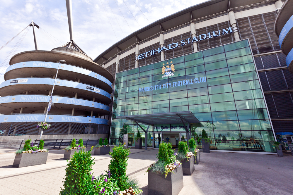 Etihad Stadium Manchester City Football Club