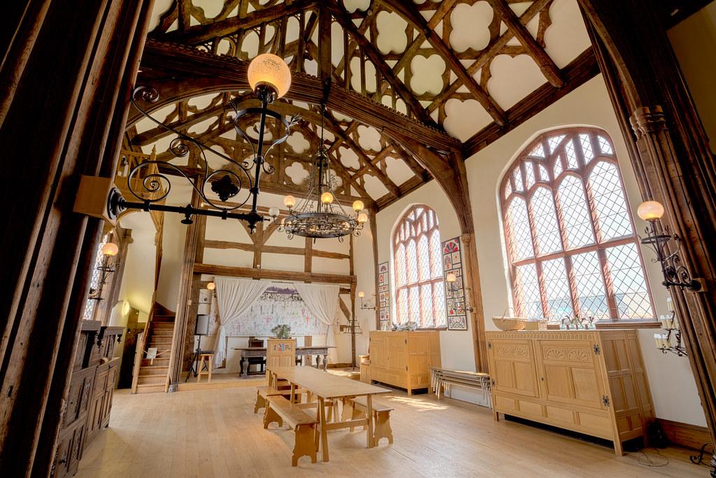 Ordsall Hall Salford
