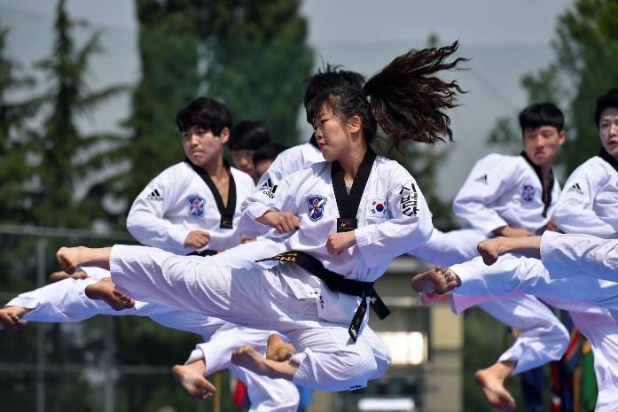 Taekwondo Championships Manchester