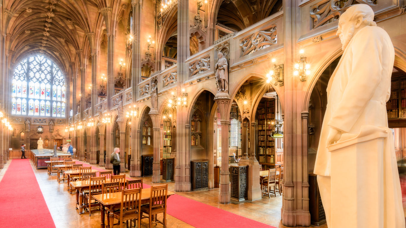 John Rylands Library Blog