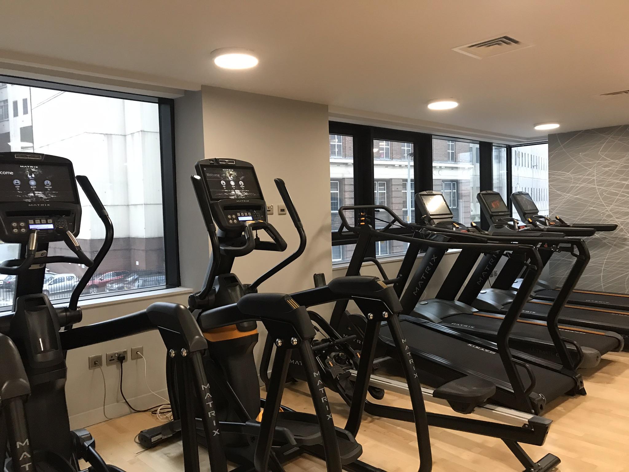 Gym Treadmills Running Machine