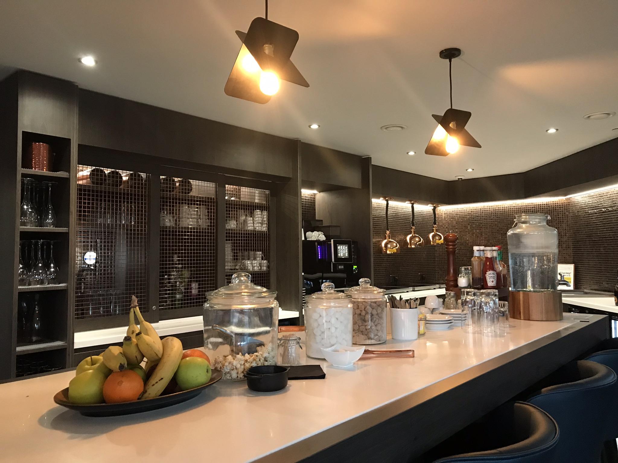 Executive Lounge Buffet Table (1)